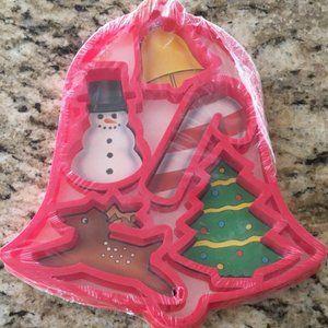 Jell-O Kitchen - Vintage Jell-O Jigglers Christmas Set (1991)